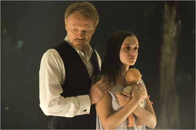 Les âmes silencieuses : Photo Jared Harris, Olivia Cooke