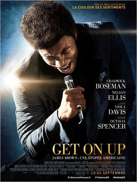 Get On Up [DVD-R] [MULTI]