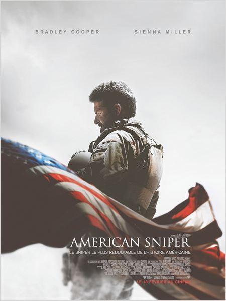 affiche film American Sniper