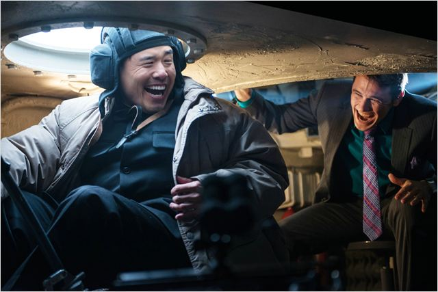 L' Interview qui tue ! : Photo James Franco, Randall Park