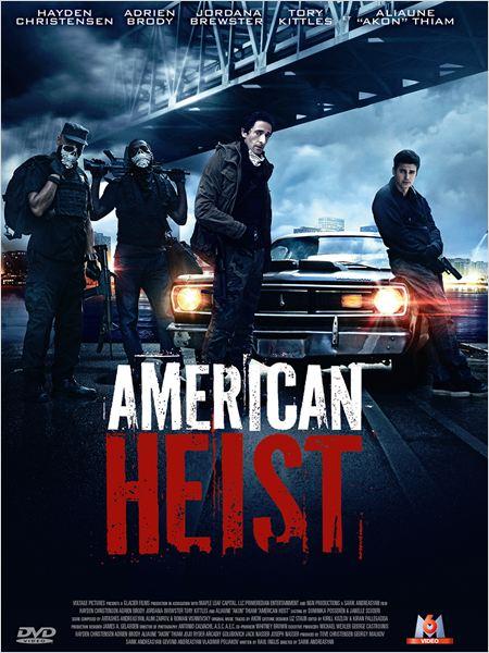 American Heist [Blu-Ray 720p] [Francais]