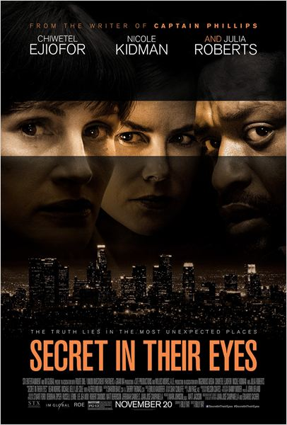 Secret in Their Eyes : Affiche
