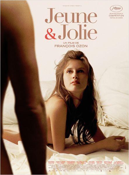Jeune & Jolie : Affiche