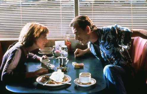 Pulp Fiction : Photo Amanda Plummer, Tim Roth