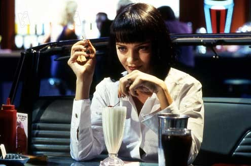 Pulp Fiction : Photo Uma Thurman