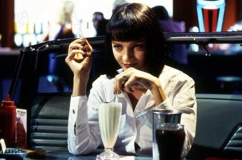 Pulp Fiction : Photo Uma Thurman