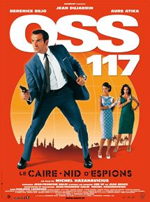 Oss 117 Le Caire Streaming : caire, streaming, Caire, D'espions, Streaming, Gratuit