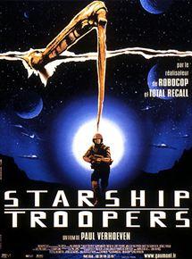 """Résultat de recherche d'images pour """"starship troopers verhoeven affiche"""""""