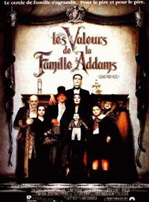 Les Valeurs de la famille Addams streaming vf 【1993】