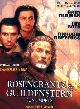 Rosencrantz Et Guildenstern Sont Morts : rosencrantz, guildenstern, morts, Rosencrantz, Guildenstern, Morts, AlloCiné