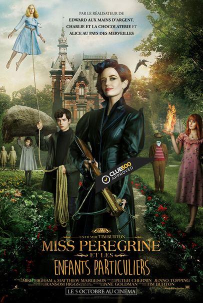 Miss Peregrine et les enfants particuliers [HDRip] VOSTFR