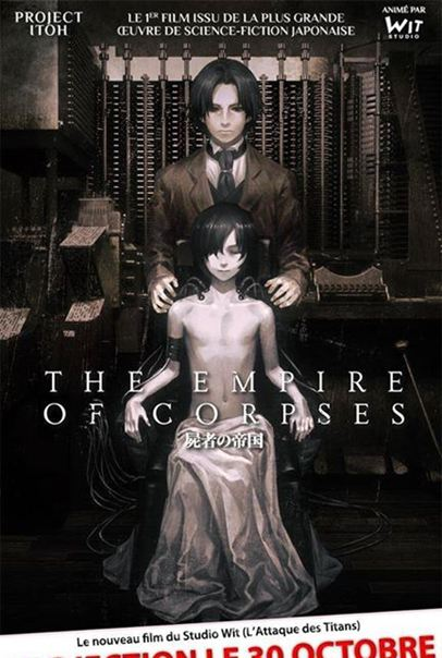 The Empire of Corpses [BDRip] Francais
