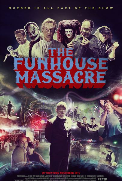 The Funhouse Massacre [BDRip] Francais