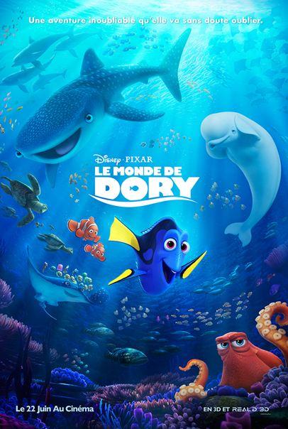 Le Monde de Dory [BDRip] truefrench