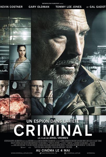 Criminal - Un espion dans la tête [BDRip] TrueFrench