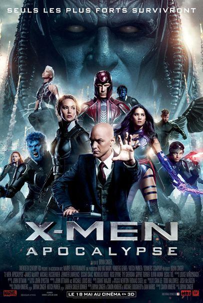 X-Men: Apocalypse [HDTC] Truefrench