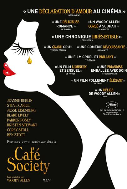 Cafe Society [BDRip] Francais