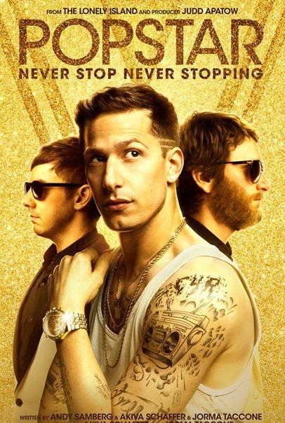 Popstar: Never Stop Never Stopping [BDRip] Francais