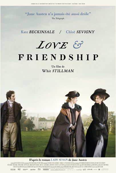 Love and Friendship [BDRip] Francais