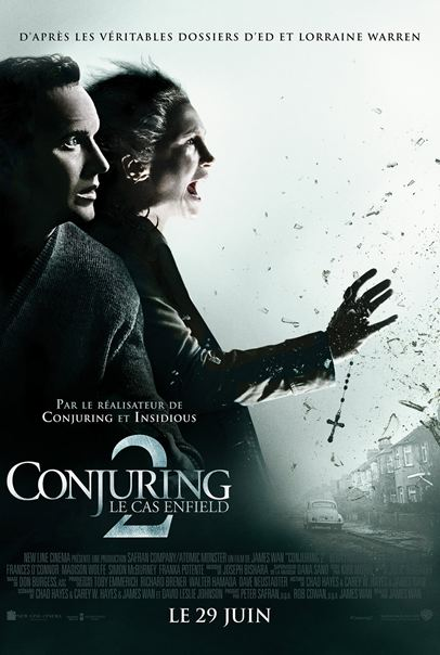Conjuring 2 : Le Cas Enfield [TS] VOSTFR