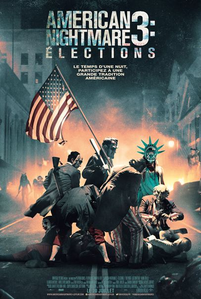 American Nightmare 3 : Elections [BDRip] TrueFrench