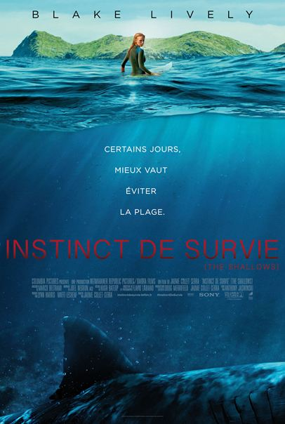 Instinct de survie - The Shallows [TS] TrueFrench