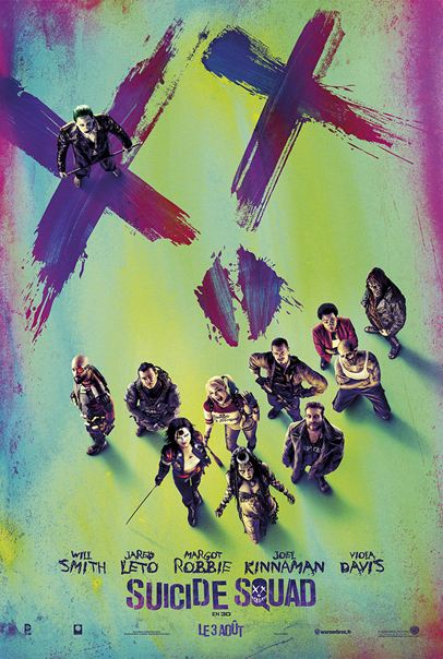 Suicide Squad [HDRip] TrueFrench