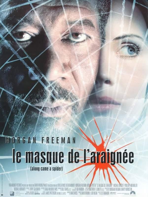 Film Le Masque De L Araignée : masque, araignée, Achat, Masque, L'araignée, AlloCiné