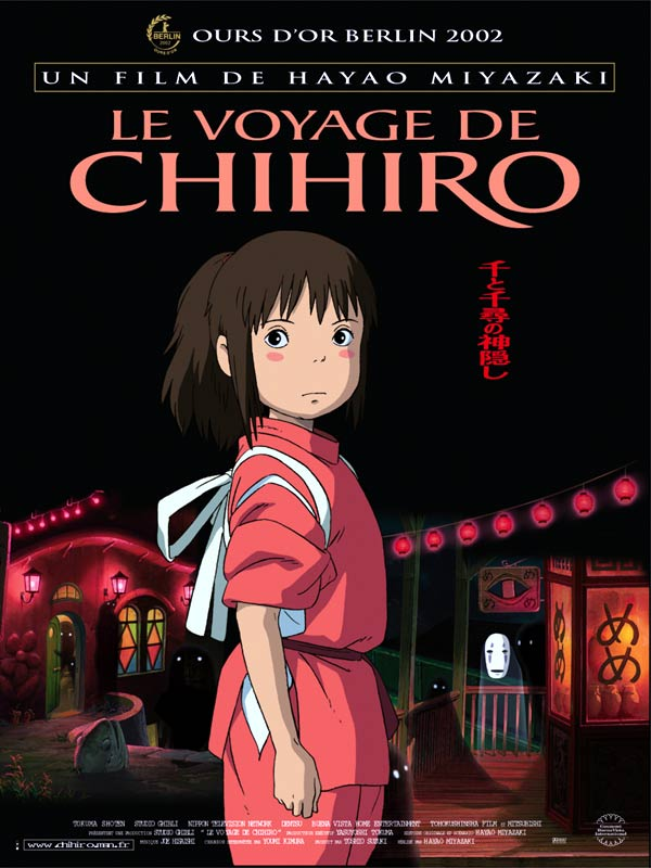 Le Voyage De Chihiro Streaming : voyage, chihiro, streaming, Achat, Voyage, Chihiro, AlloCiné
