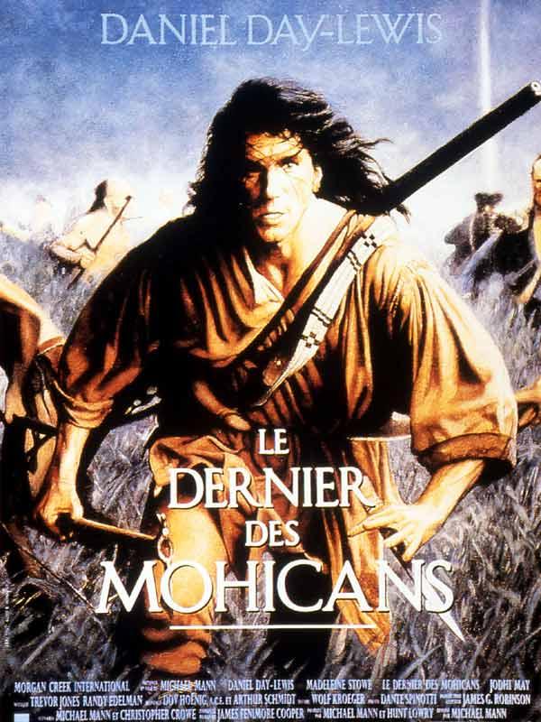 Musique Du Dernier Des Mohicans : musique, dernier, mohicans, Achat, Dernier, Mohicans, AlloCiné