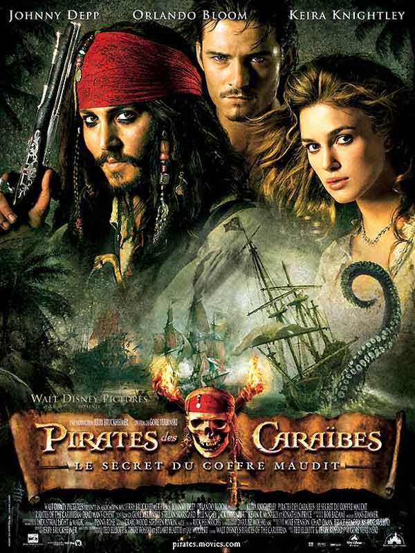 Regarder Pirates Des Caraibes 1 : regarder, pirates, caraibes, Pirates, Caraïbes, Secret, Coffre, Maudit, AlloCiné