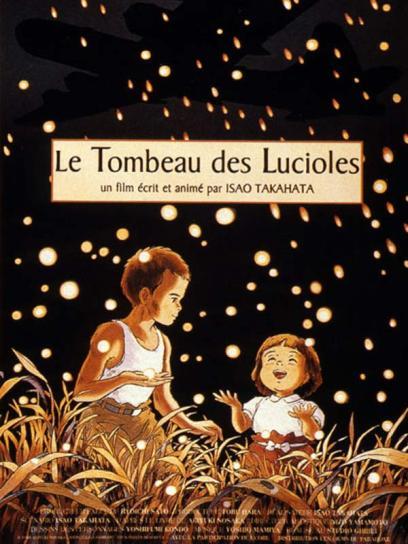 Le Tombeau des lucioles - film 1988 - AlloCiné