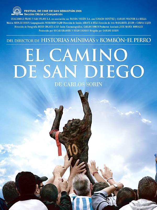 El Camino Vostfr Streaming : camino, vostfr, streaming, Chemin, Diego, AlloCiné