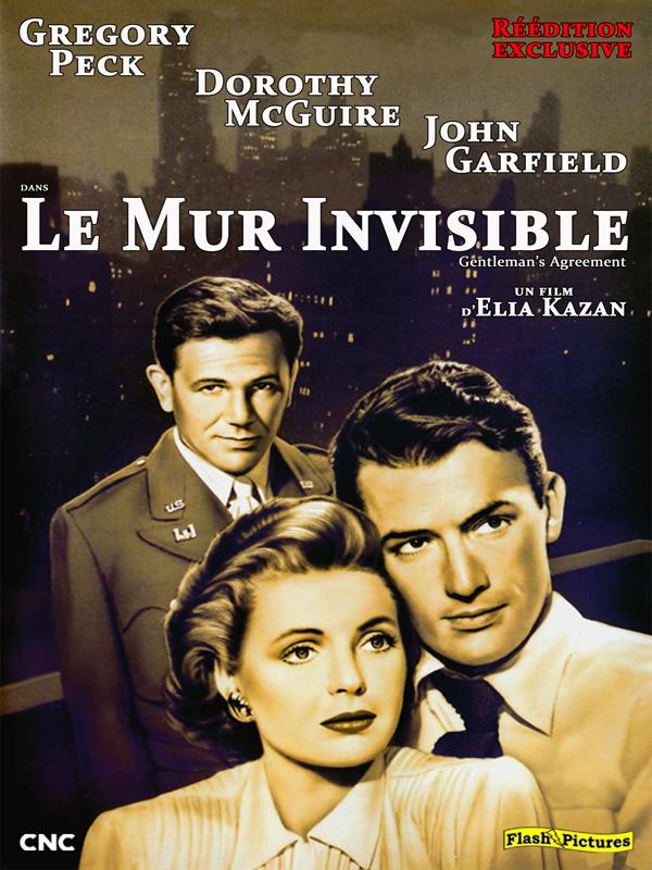 """Résultat de recherche d'images pour """"le mur invisible film elia Kazan"""""""