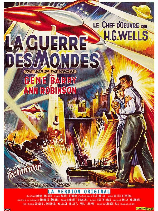 La Guerre Des Mondes 1953 : guerre, mondes, Guerre, Mondes, AlloCiné