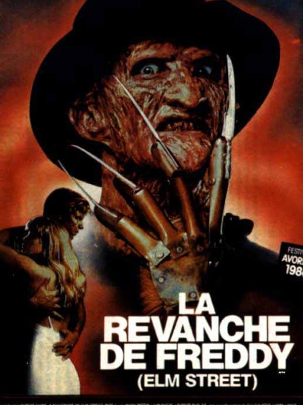 Freddy Les Griffe De La Nuit : freddy, griffe, Freddy, Chapitre, Revanche, AlloCiné