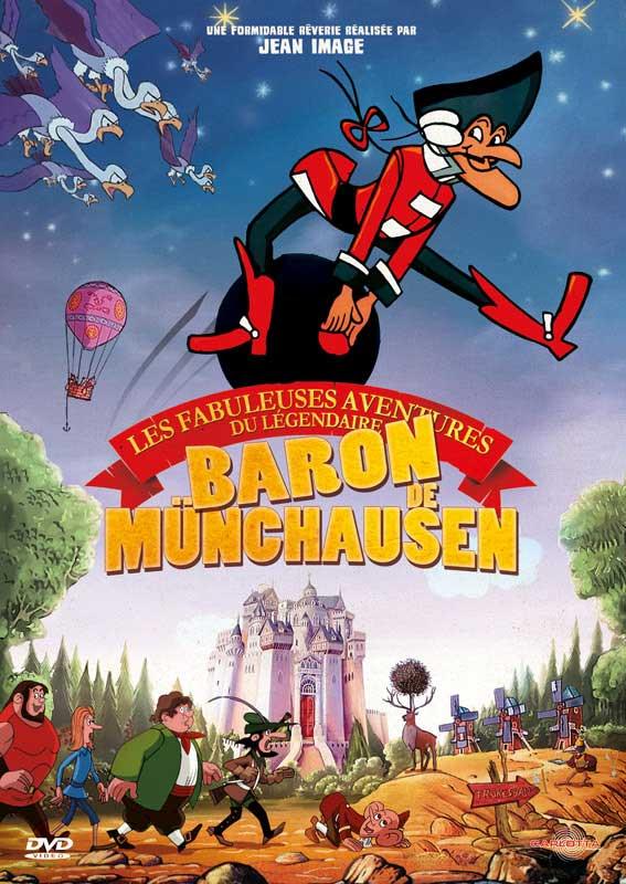 Les Aventures Du Baron De Munchausen Streaming : aventures, baron, munchausen, streaming, Fabuleuses, Aventures, Baron, Munchausen, AlloCiné