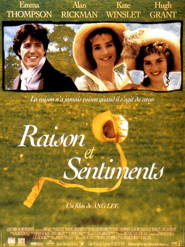 Raison Et Sentiments Film 1995 Allocin 233