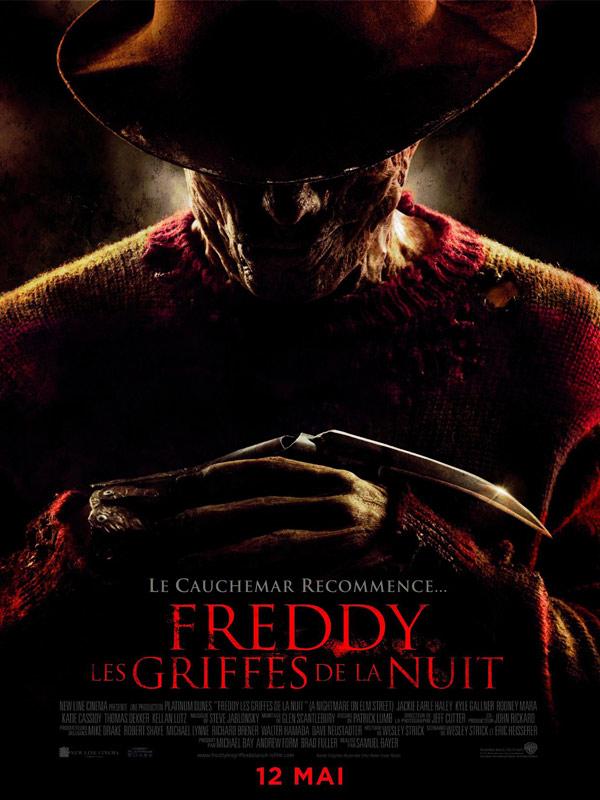 Freddy Les Griffes De La Nuit 1 : freddy, griffes, Freddy, Griffes, AlloCiné