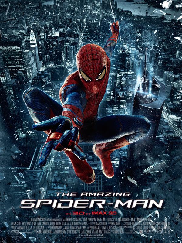 Spiderman 1 Streaming Vf : spiderman, streaming, Amazing, Spider-Man, AlloCiné