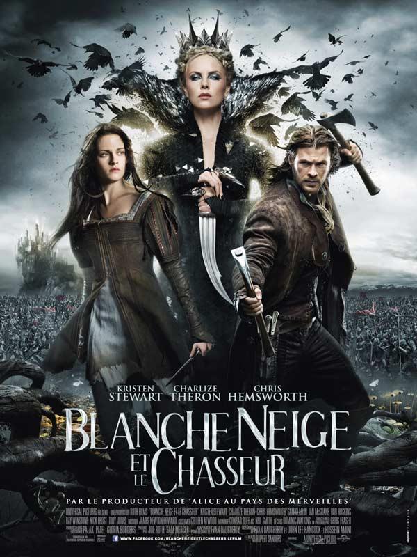 Blanche Neige Et Le Chasseur : blanche, neige, chasseur, Achat, Blanche-Neige, Chasseur, AlloCiné