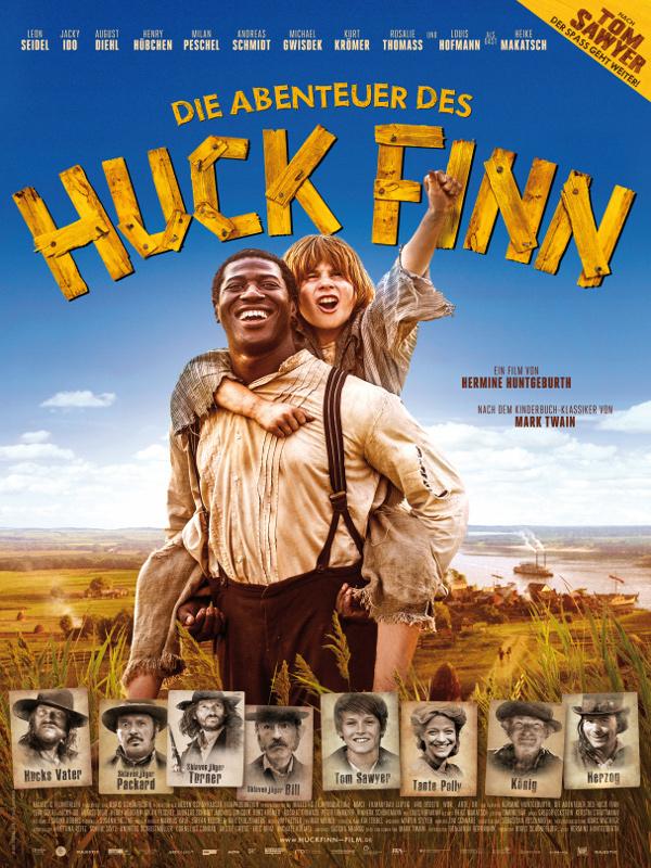 Les Aventures De Huckleberry Finn Film : aventures, huckleberry, Aventures, AlloCiné
