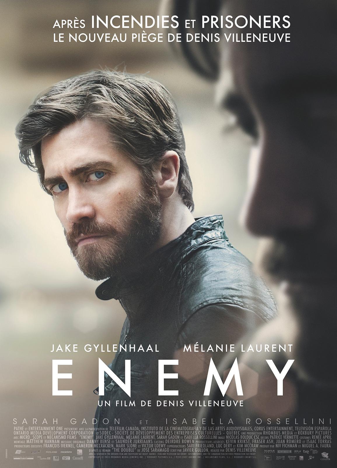 """Résultat de recherche d'images pour """"enemy affiche"""""""