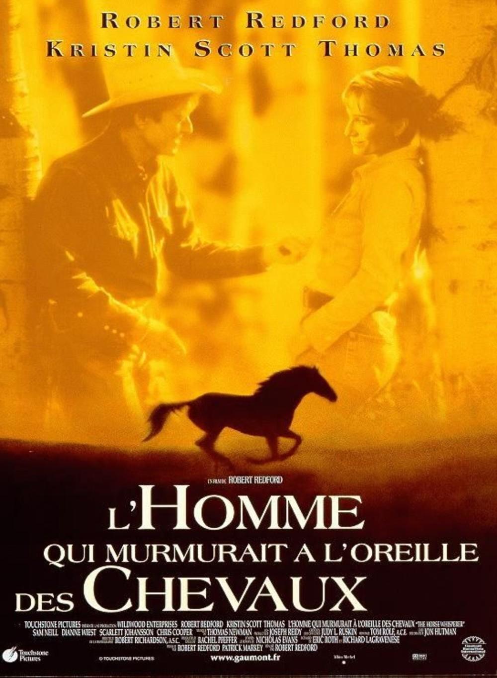 L'Homme Qui Murmurait À L'Oreille Des Chevaux (1998), un