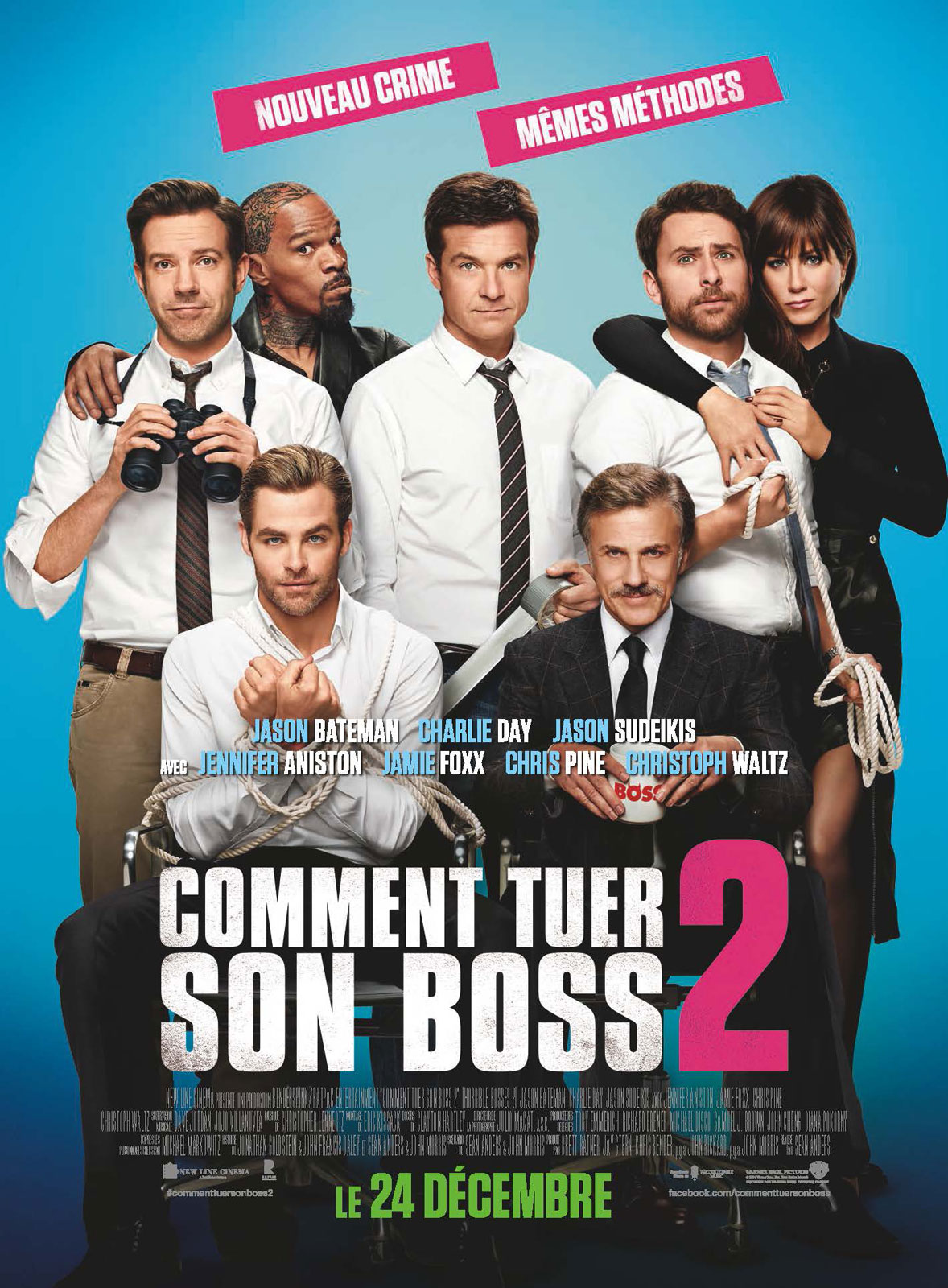 Comment Tuer Son Boss 2 Streaming : comment, streaming, Achat, Comment, AlloCiné