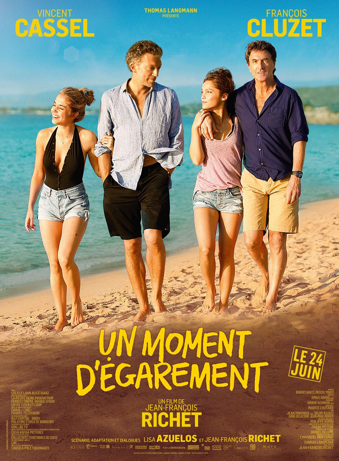 Un Moment D égarement Acteurs : moment, égarement, acteurs, Moment, D'égarement, AlloCiné