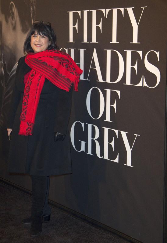Pénétrez dans la fameuse chambre rouge du film « 50 nuances de grey ». Photo promotionnelle du film Cinquante Nuances de Grey ...