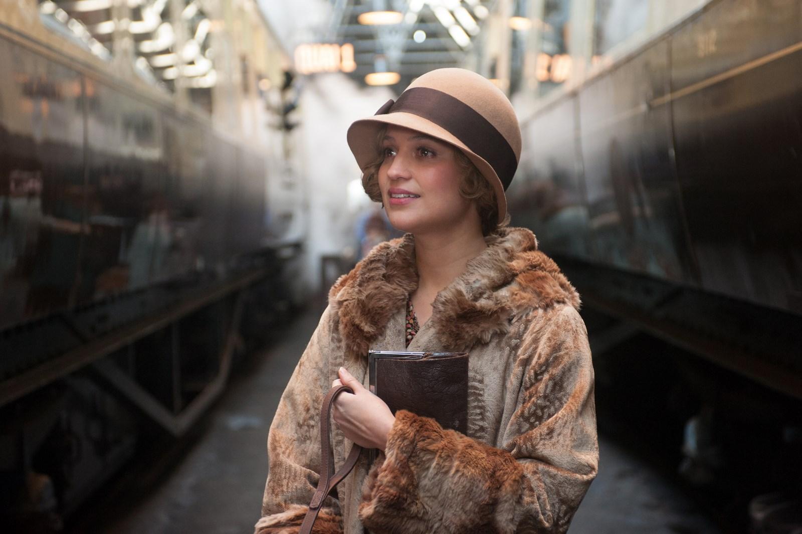 The Danish Girl : Photo Alicia Vikander