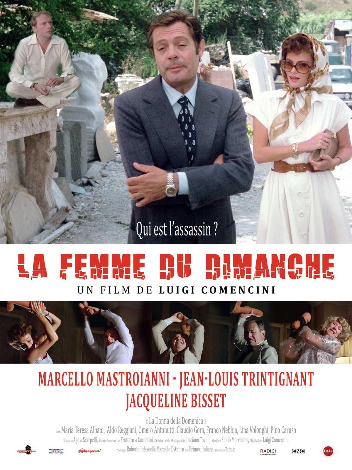 La Femme Du Dimanche Film : femme, dimanche, Femme, Dimanche, AlloCiné