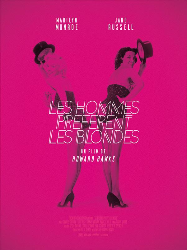 Les Hommes Préfèrent Les Blondes : hommes, préfèrent, blondes, Achat, Hommes, Préfèrent, Blondes, AlloCiné